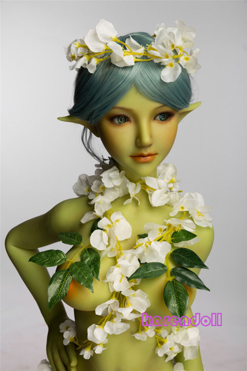 forest elf love doll